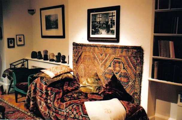 Freud's Couch and Chair