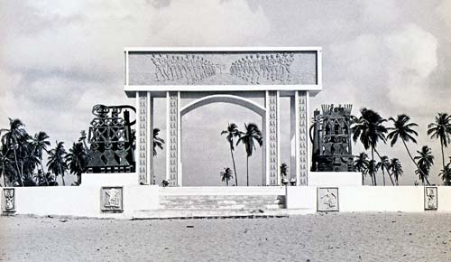 Dahomey's Gate of No Return